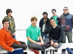 Equipe IMO 2013 (Foto: Vanessa Fajardo/ G1)