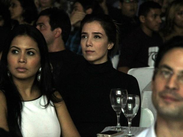 Marjorie Estiano em show no Rio (Foto: Thyago Andrade/ Brazil News)