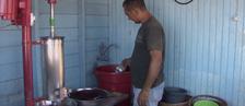 Moradores sofrem com a falta de água (Reprodução/Rede Amazônica no Amapá)