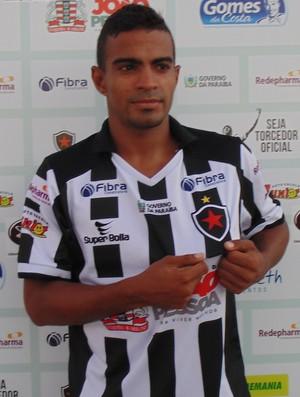 Jó Boy, Botafogo-PB (Foto: Divulgação / Botafogo-PB)