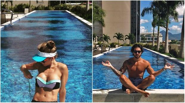 Dany Bananinha e Beto Gatti (Foto: Reprodução/Instagram)