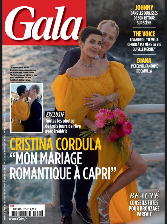 Cristina e o marido,  (Foto: Reprodução)