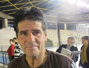João Paulo ex-jogador Santos (Foto: Lincoln Chaves / Globoesporte.com)