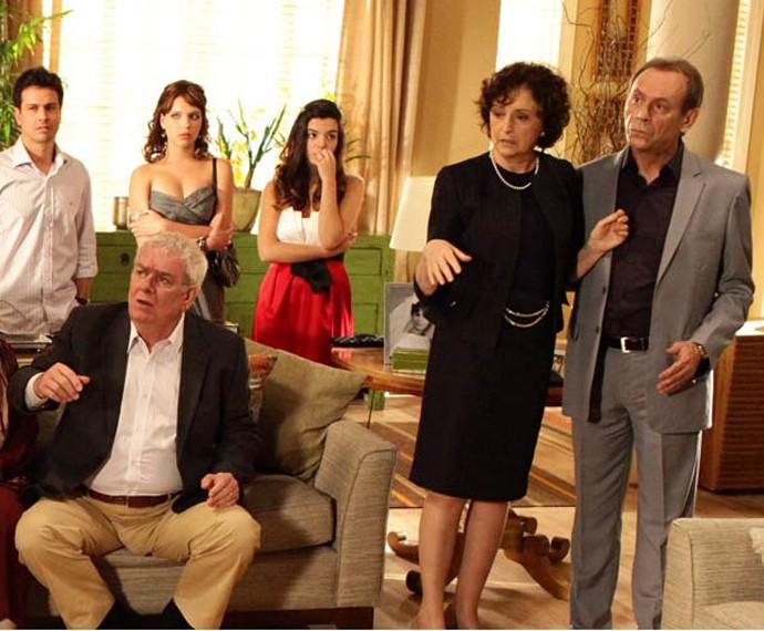 Em Insensato Coração, Wilker interpretou Umberto Brandão (Foto: Gshow)