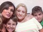 Mãe de Andressa Urach pede: 'Orem por ela'