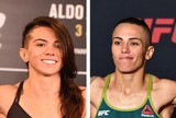 Cláudia Gadelha e Jéssica Andrade se enfrentam no UFC Japão em setembro