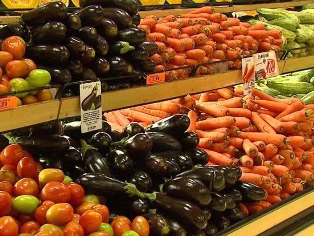 alimentação saudável e em quantidade adequada contribui para o aprendizado (Foto: Ely Venâncio/EPTV)