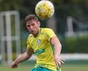 Palmeiras relaciona Fabiano e poupa Dracena contra Sport; veja a lista