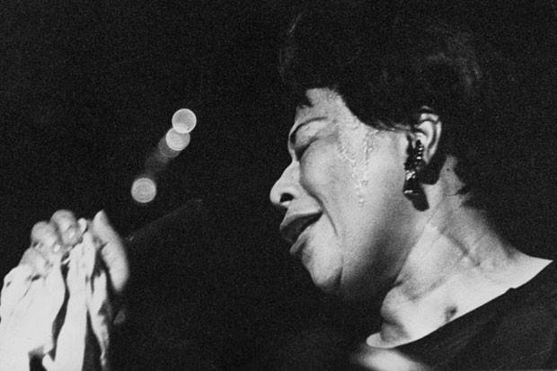 Ella Fitzgerald  (Foto: Getty Images)
