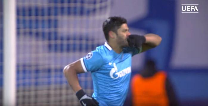 Hulk Zenit Uefa