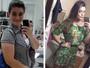 """""""Cheguei a chorar por estrogonofe"""", diz estudante, após vencer sobrepeso"""