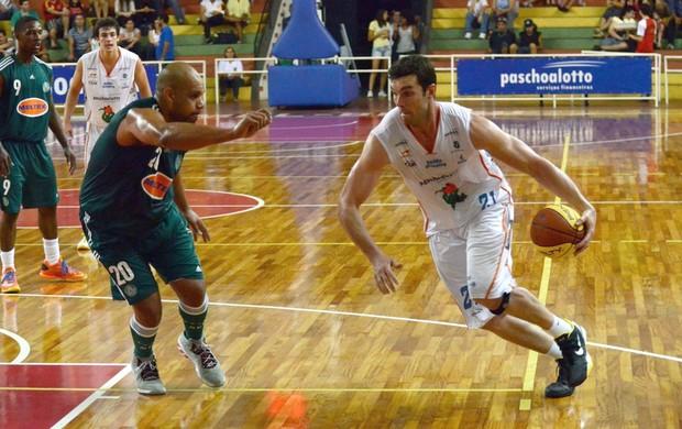 Bauru Basquete x Palmeiras, Murilo, pelo Paulista de Basquete (Foto: Caio Casagrande / Bauru Basket)
