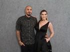 Aline e Fernando vão a evento de moda em Minas Gerais