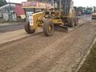 Prefeitura testa novo método de tapa buracos nas vias de  Macapá