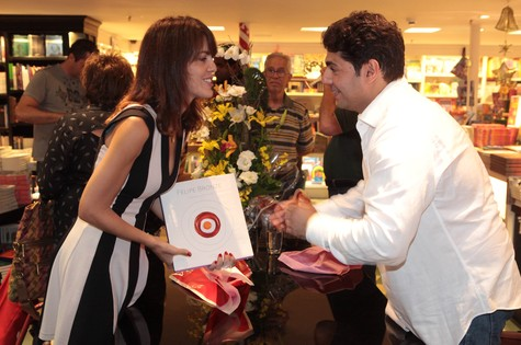 Mariana Gross e Felipe Bronze (Foto: Divulgação)