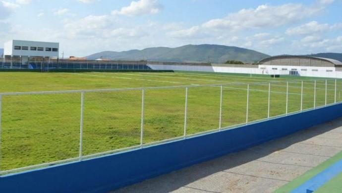 Estádio Municipal de Frei Paulo (Foto: Divulgação / Frei Paulo)