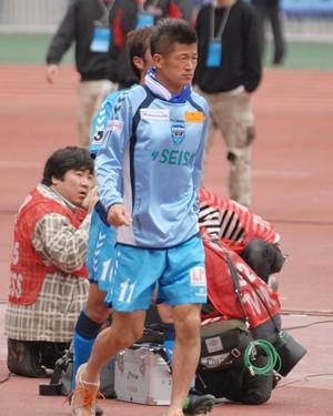 Kazuyoshi Miura Yokohoma (Foto: Divulgação)