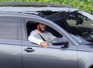 Beckham decide vender carro depois de acidente com o filho (Foto: AKM-GSI)