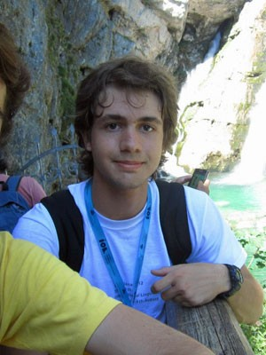 Ivan criou um site para auxiliar estudantes (Foto: Arquivo pessoal)