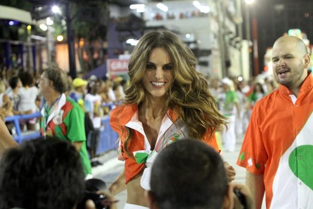 Izabel Goulart (Foto: Marcos Ferreira / photo rio news)