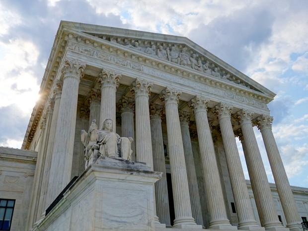 A Suprema Corte dos EUA, em Washington, em foto de 1º de agosto