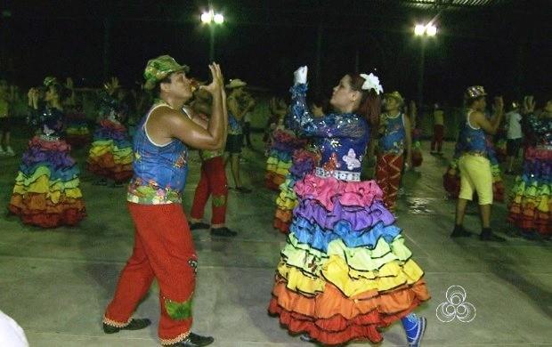 Boa Dia Amazônia inicia série de reportagem sobre as quadrilhas de Boa Vista (Foto: Bom Dia Amazônia)