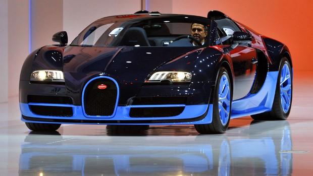 Auto Esporte Sucessor Do Bugatti Veyron O Mais Rapido Do Mundo