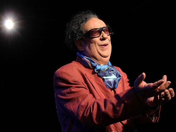 Marcos Oliveira estava longe dos palcos desde 2010, quando atuou em 'Decameron – a Comédia do Sexo' (Foto: Francisco Júnior)
