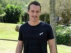 Rodrigo Andrade comenta pela primeira vez a doença da namorada