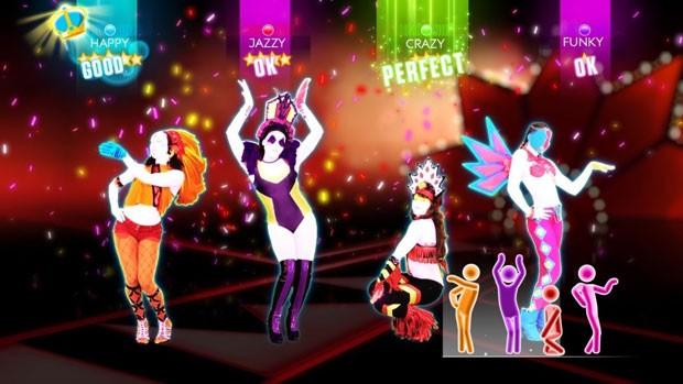 Há coreografias em 'Just Dance 2014' para todo o tipo de jogadores (Foto: Divulgação/Ubisoft)