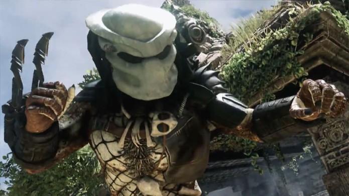 Predador é convidado inusitado em novo DLC de Call of Duty: Ghosts (Foto: pcgamer.com)