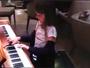Ticiane Pinheiro compartilha momento da filha, Rafaella Justus, tocando piano