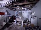 Criminosos explodem caixa eletrônico em Prudente de Morais