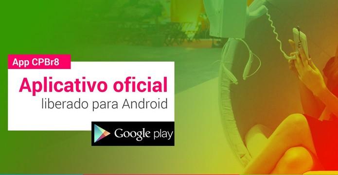 Campus Party diponibilizou novo app para Android (Foto: Divulgação/ Campus Party)