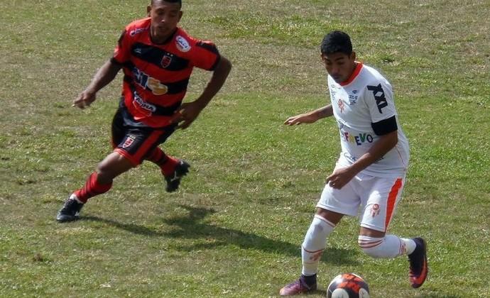 Flamengo-SP x Atibaia (Foto: Marcos Vieira Ribeiro/Flamengo de Guarulhos)