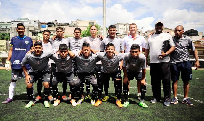 Grêmio Osasco (Foto: Marcos Ribolli)