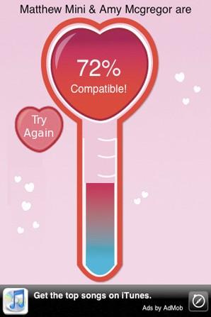 love calculator app download