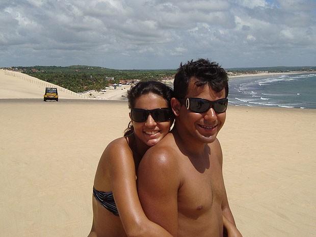Marcos Vinícius está com viagem marcada para Boipeba, na Bahia (Foto: Marcus vinícius/ Arquivo Pessoal)