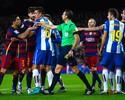 Após confusão em clássico, Luis Suárez é suspenso por dois jogos