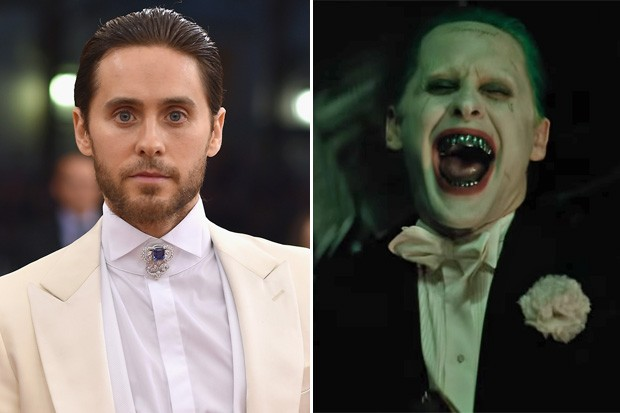 """Why so serious, Jared Leto""? (Foto: Getty Images)"