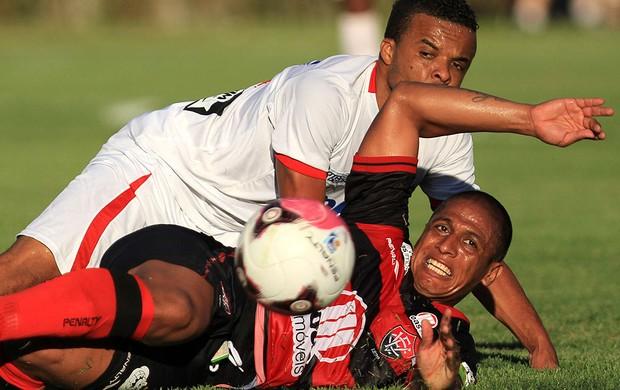 Uelliton vitória-BA feirense (Foto: Felipe Oliveira / Agência Estado)
