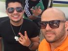 Greve no Judiciário trava intimação do motorista de Cristiano Araújo