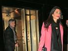 George Clooney estaria planejando se casar em setembro, diz jornal