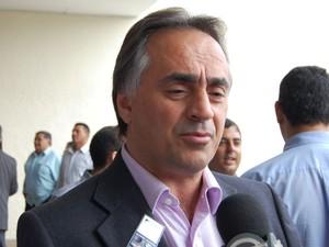 Prefeito de João Pessoa Luciano Cartaxo (Foto: Jhonathan Oliveira/G1)