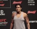 """Amanda Nunes explica mágoa com UFC: """"Não tive o retorno que merecia"""""""