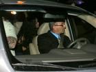 Na noite carioca, Rihanna vai a churrascaria e depois participa de festa vip na Urca