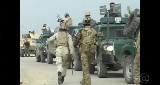 base militar (Rede Globo)