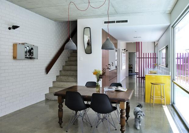 d cor do dia casa moderna na austr lia casa vogue d cor do dia. Black Bedroom Furniture Sets. Home Design Ideas