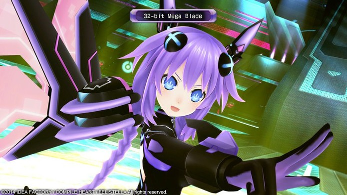 Hyperdimension Neptunia Re;Birth1 com menor peço no Steam (Foto: Divulgação/Idea Factory)