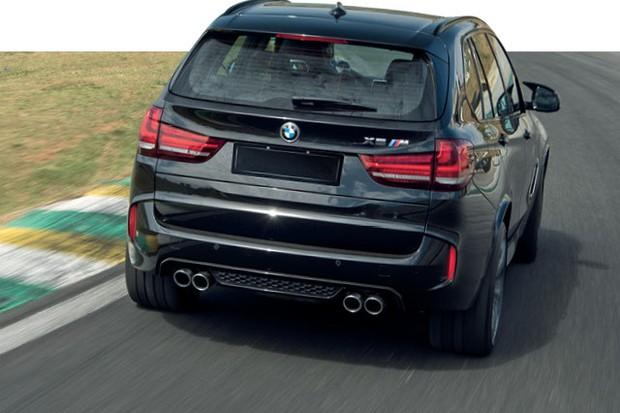 BMW X5 M (Foto: Divulgação)